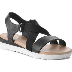 Sandały damskie: Sandały JENNY FAIRY – WS17171-6 Czarny