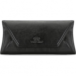 Torebka damska 35-4-579-1. Czarne torebki klasyczne damskie Wittchen. Za 369,00 zł.