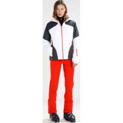 Spyder RHAPSODY Kurtka narciarska white/black. Białe kurtki sportowe damskie Spyder, m, z materiału. W wyprzedaży za 1343,20 zł.