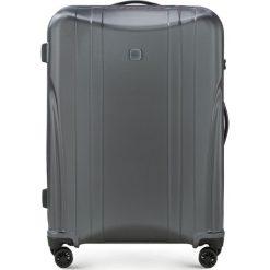Walizka duża 56-3P-913-00. Szare walizki marki Wittchen, z gumy, duże. Za 299,00 zł.