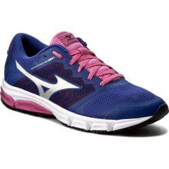Buty MIZUNO - Synchro Md 2 J1GF171803 Granatowy. Niebieskie buty do biegania damskie Mizuno, z materiału. W wyprzedaży za 249,00 zł.
