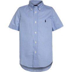 Polo Ralph Lauren Koszula blue. Szare bluzki dziewczęce bawełniane marki Polo Ralph Lauren, l, button down, z długim rękawem. Za 249,00 zł.