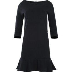 Czarna Sukienka Selfish Ways. Sukienki małe czarne marki Born2be, l. Za 79,99 zł.