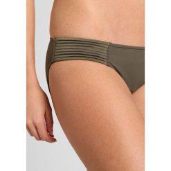 Bikini: Seafolly QUILTED HIPSTER Dół od bikini dark olive