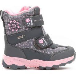 Buty dziecięce: Szare Śniegowce Steadfastness