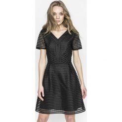 Sukienki hiszpanki: Only – Sukienka Puff