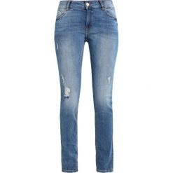 Q/S designed by Jeans Skinny Fit blue denim/heavy stone washed. Niebieskie boyfriendy damskie Q/S designed by. Za 209,00 zł.