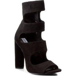 Sandały damskie: Sandały STEVE MADDEN – Tawnie Sandal 91000381-0S0-09002-01001 Black
