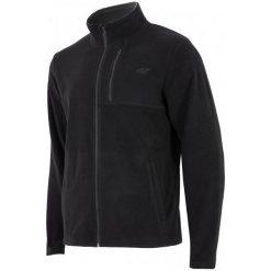 4F Męska Bluza H4Z17 plm001 Czarny M. Czarne bluzy męskie rozpinane marki 4f, m, z polaru. W wyprzedaży za 85,00 zł.