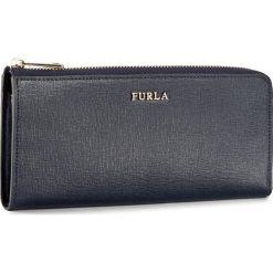 Duży Portfel Damski FURLA - Babylon 921782 P PS13 B30 Blu. Niebieskie portfele damskie Furla, ze skóry. Za 610,00 zł.
