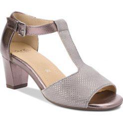 Rzymianki damskie: Sandały ARA – 12-34677-07 Rauch/Street
