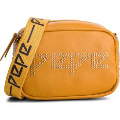 Torebka PEPE JEANS - Kalika Bag PL030956 Siena 089. Żółte listonoszki damskie Pepe Jeans, z jeansu. W wyprzedaży za 209,00 zł.