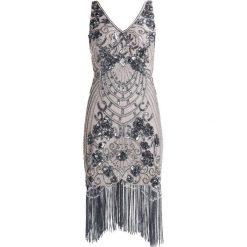 Sukienki hiszpanki: Frock and Frill BELICIA FLAPPER TASSLE Sukienka koktajlowa nimbus cloud