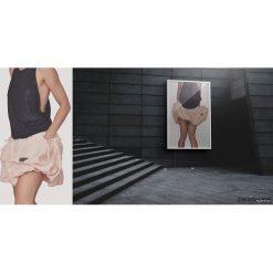 Spódnica Bomb Skirt Light. Czerwone spódniczki dziewczęce z falbankami Pakamera, mini. Za 319,00 zł.