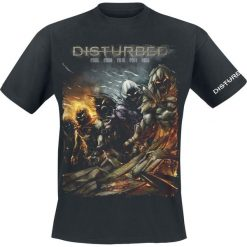 Disturbed Evolution - The Guy T-Shirt czarny. Czarne t-shirty męskie z nadrukiem marki Caliban, s. Za 74,90 zł.