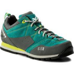 Trekkingi MILLET - Rockway MIG1352 Dynasty Green/Asphalte 7658. Zielone buty trekkingowe damskie Millet. W wyprzedaży za 419,00 zł.
