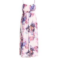 Długie sukienki: Little Mistress Curvy FLORAL  Długa sukienka multi