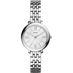 Zegarek FOSSIL - Jacqueline ES3797  Silver/Steel. Różowe zegarki damskie marki Fossil, szklane. Za 479,00 zł.