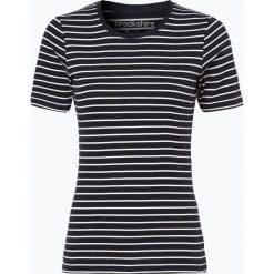 Brookshire - T-shirt damski, niebieski. Niebieskie t-shirty damskie brookshire, m, w paski. Za 69,95 zł.