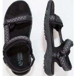 Sandały męskie: YOURTURN Sandały trekkingowe black/charcoal