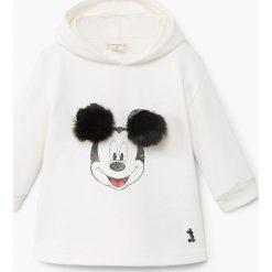 Sukienki dziewczęce: Mango Kids – Sukienka dziecięca Mickeypo 80-104 cm