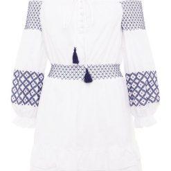 Sukienki hiszpanki: Rebecca Minkoff BRITTANY  Sukienka letnia white