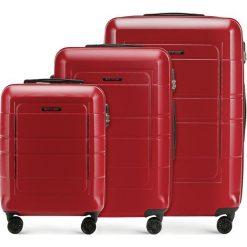 Walizki: 56-3H-54S-30 Zestaw walizek