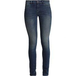 Denham SHARP Jeans Skinny Fit blue denim. Niebieskie boyfriendy damskie Denham, z bawełny. Za 589,00 zł.