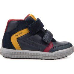 Buty sportowe chłopięce: Buty sportowe wysokie na rzep Arzach B. B