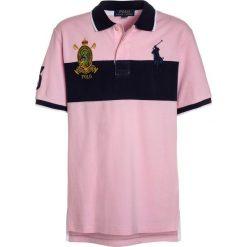 Polo Ralph Lauren BIG  Koszulka polo carmel pink. Czerwone bluzki dziewczęce Polo Ralph Lauren, z bawełny, polo. Za 319,00 zł.