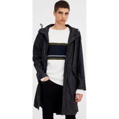 Swetry męskie: Dzianinowy sweter z kontrastowymi pasami