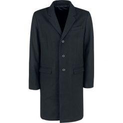 Płaszcze przejściowe męskie: Shine Original Rubin Płaszcz czarny