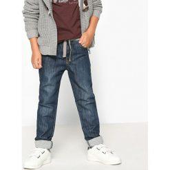 Spodnie chłopięce: Dżinsy 3-12 lat