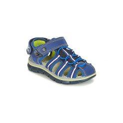 Sandały Dziecko  Primigi  RAPAGRAN. Niebieskie sandały chłopięce marki Primigi. Za 183,20 zł.