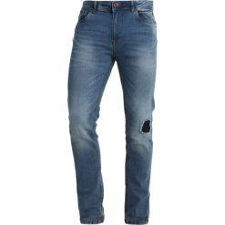 Spodnie męskie: Springfield Jeansy Slim Fit 17_blues