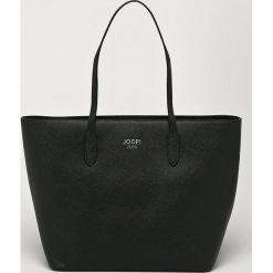 Joop! - Torebka. Szare torebki klasyczne damskie JOOP!, z materiału, duże. Za 689,90 zł.