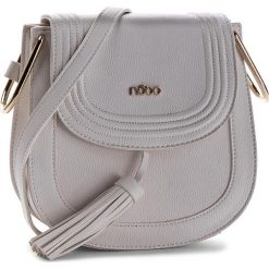 Torebka NOBO - NBAG-C0350-C000 Biały. Białe listonoszki damskie Nobo, ze skóry ekologicznej. W wyprzedaży za 149,00 zł.