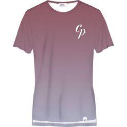 Colour Pleasure Koszulka damska CP-033 290 fioletowa r. uniwersalny. Fioletowe bluzki damskie marki Colour pleasure, uniwersalny. Za 76,57 zł.