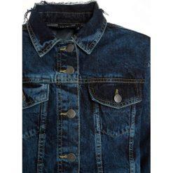 LMTD NLFASIRANA OVERSIZED JACKET Kurtka jeansowa medium blue denim. Niebieskie kurtki dziewczęce przeciwdeszczowe LMTD, z bawełny. W wyprzedaży za 132,30 zł.