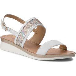 Sandały damskie: Sandały LASOCKI – ARC-2052-02 Biały