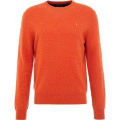Polo Ralph Lauren LORYELLE Sweter college orange. Czerwone swetry klasyczne męskie Polo Ralph Lauren, m, z wełny, polo. Za 669,00 zł.