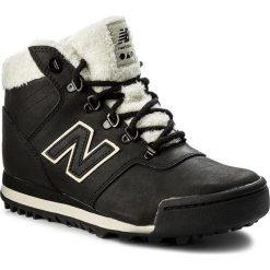 Trekkingi NEW BALANCE - WL701PKQ Czarny. Czarne buty zimowe damskie New Balance, z materiału. Za 449,00 zł.