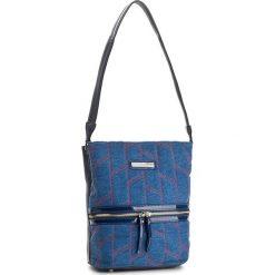 Torebka NOBO - NBAG-D1770-C013 Granatowy. Niebieskie torebki klasyczne damskie marki Nobo, z materiału. W wyprzedaży za 129,00 zł.