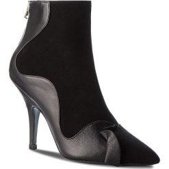 Botki PATRIZIA PEPE - 8V0256/A4E1-K103 Nero. Czarne buty zimowe damskie marki Patrizia Pepe, ze skóry. Za 1639,00 zł.