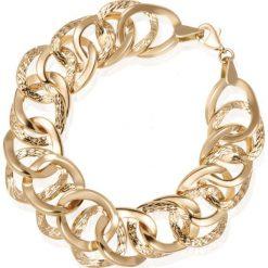 Zjawiskowa Złota Bransoletka - złoto żółte 585. Żółte bransoletki damskie na nogę W.KRUK, złote. Za 3590,00 zł.