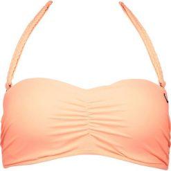 """Stroje dwuczęściowe damskie: Biustonosz bikini """"Saltimbocca"""" w kolorze brzoskwiniowym"""