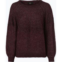 ONLY - Sweter damski z dodatkiem alpaki – Onlhanna, lila. Czarne swetry klasyczne damskie ONLY, m. Za 159,95 zł.
