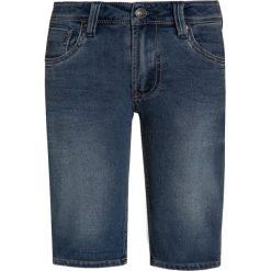 Spodenki chłopięce: Teddy Smith SCOTTY  Szorty jeansowe light blue denim