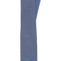 Krawaty męskie: OLYMP Level Five Krawat marine
