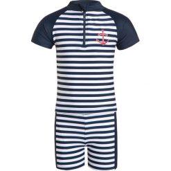 Bluzki dziewczęce: Playshoes SET Koszulka sportowa dark blue